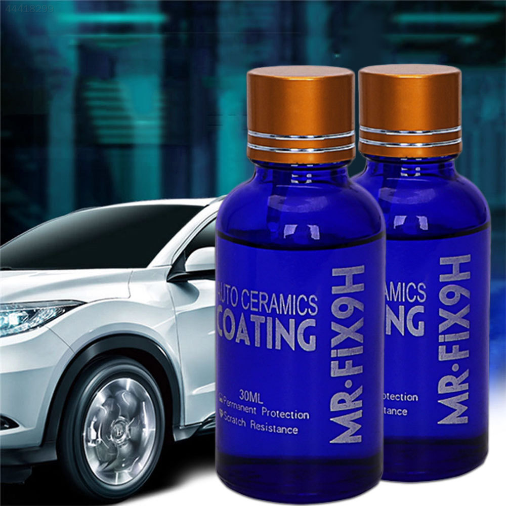 2201-Car-Paint-Care-Protector-Nano-Coating-Liquid-9H-Heat-Scratch-Proof-Kit